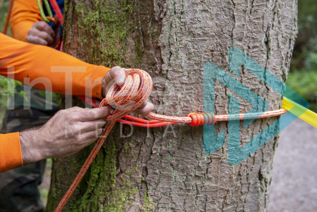 Protected: Hands-tying-off-a-base-anchor-to-tree-InTree-arborist-image-001-6394